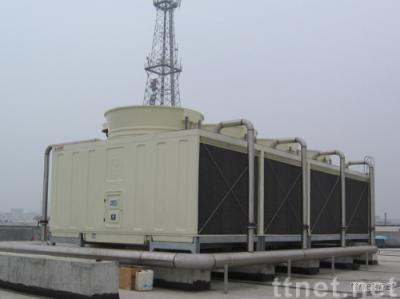 Single Cell of CTI Certified Cross Flow Rectangular Cooling Tower (JNT Series)