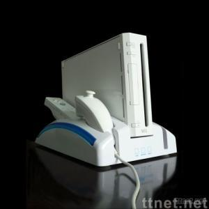 WII functions blue-light cradle charger(NI-H 500mah)