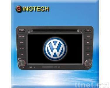 Digital Screen Car DVD Player with GPS, CAN-BUS