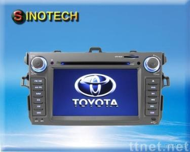 Special Car DVD / GPS System for Corolla