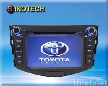 Digital Screen Car DVD Player / Car Audio & Car Video for RAV 4