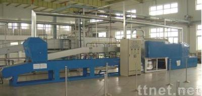 Mesh-belt Controlled Atmosphere Continuous Brazing Furnace