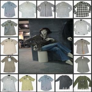 Men's Washed Shirt