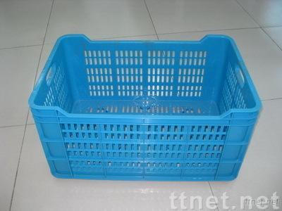 turn-over box mould