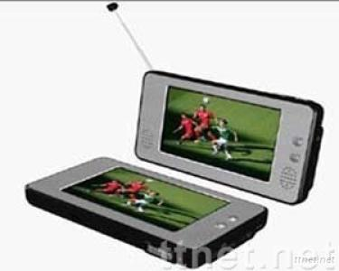 4 Inch Portable Digital TV w/ DVB-T