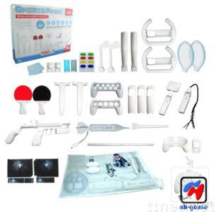 Wii 100 in 1 sports pack