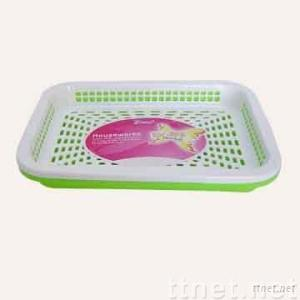 Oblong Tray