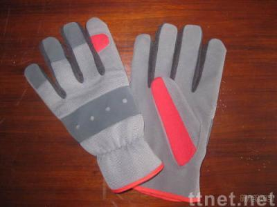 HR-621 synthetic leather gloves