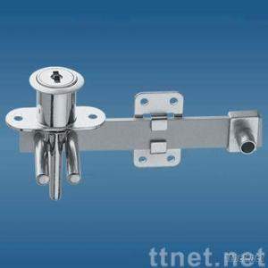 3-unit front drawer lock