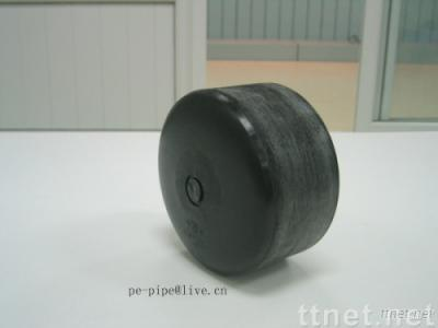End cap polyethylene pipe fittings made in China