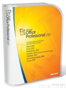 Office 2007 Ultimate Retail Version