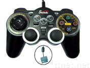 Dual Vibration Game Controller for ps2 video game accessories joypad game pad gamepad
