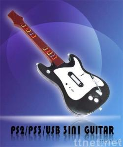 Video game Guitar Hero for ps2/PS3/USB