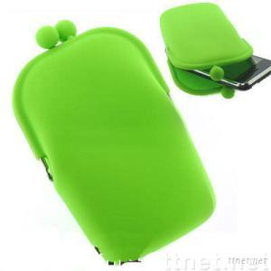 Silicone Mini Coin Pouch for Phone