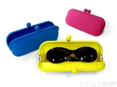 Silicone Pouch Wallet for Eyeglasses