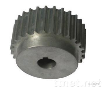 Transmission pulley
