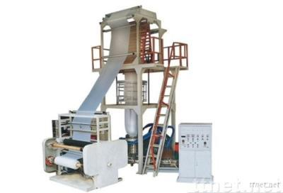 Multi-layer co-extruding film blowing machine