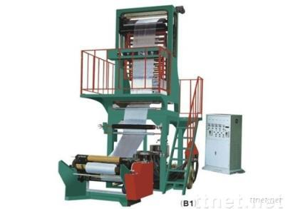 friction winding film blowing machine set