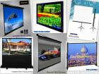 projector screen/projection screen/ wall screen/tripod screen /electric screen