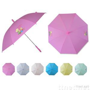 Children's Umbrella with Auto Open and Made of PVC Fabric