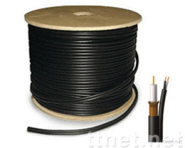 20AWG 95% Siamese cable 18AWG Power line