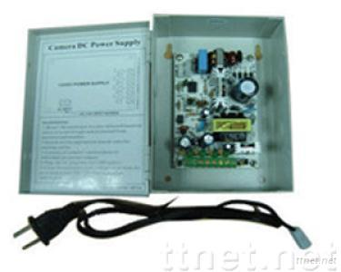 CCTV power supply 12VDC-4P/2A