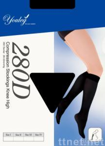 Medical Compression Knee Stockings 2800D  20-30mmHg