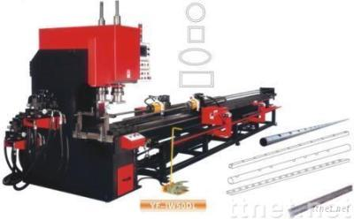 NC Digital Dual Cylinder Linear puncturing and punching machine