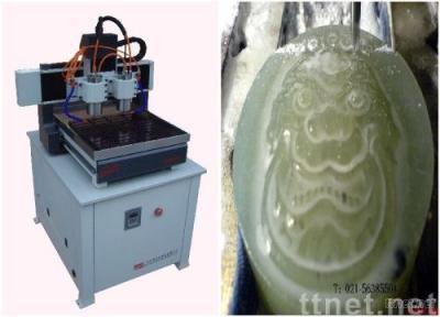 Professional Jade and Mable Working CNC Engraver JH4540D-2