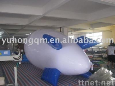 Inflatable Airship