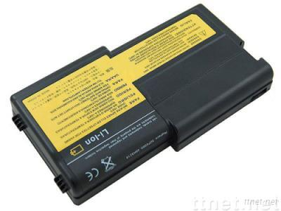 replacement laptop battery  New laptop battery For IBM ThinkPad R40 R32 R31 R30 (92P0987))