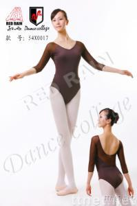 54X0017 Bracelet Sleeve Leotard