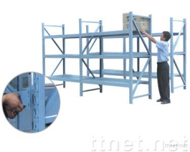 heavy-duty goods rack