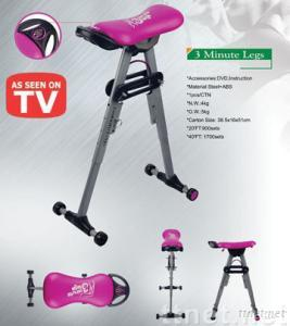 3 Minute Legs/Leg Shaper Exerciser with Monitor hot sale 2010