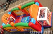 Inflatable Muti-Function Sports Court
