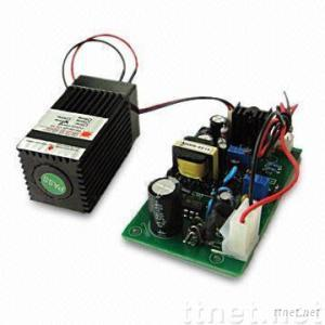 532nm Green Laser Module with 10,000 Hours Working Life
