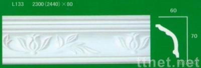 gypsum cornices