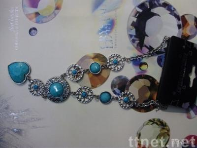 Fashion lay necklace
