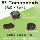 SMD RF Components:Splitters, Couplers, Inductors
