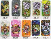 iphone 3G 3gs ED Hardy Tattoo Style Case