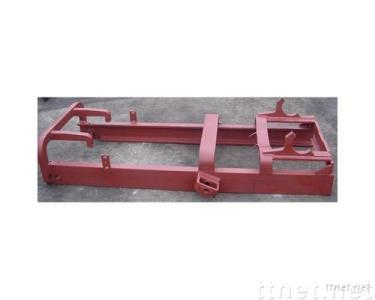 Forklift parts - Outer mast