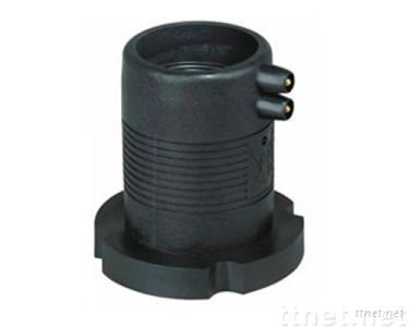Stub end electrofusion pe pipe fittings Manufacturer