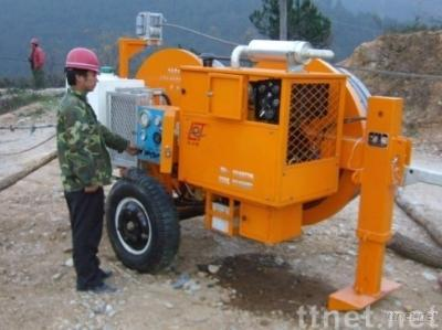 Stringing Equipment of The Hydraulic, Electric Tension Machine