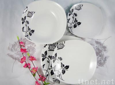 19pcs porcelain dinner set