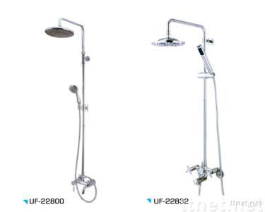 CP Exposed Rod Bath/Shower Mixer