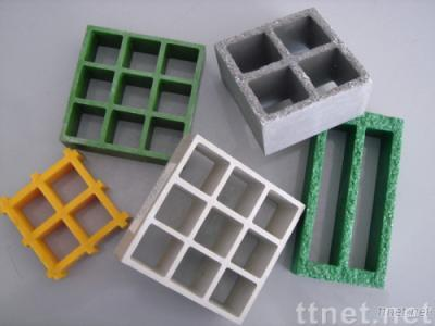 FRP Molded Grating with cover