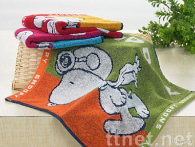 kid's towel