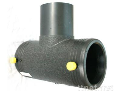 hdpe pipe fittings electrofusion equal tee