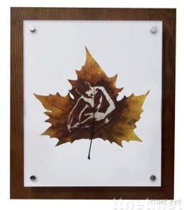Leaf Carving-Art Nude (RT01)