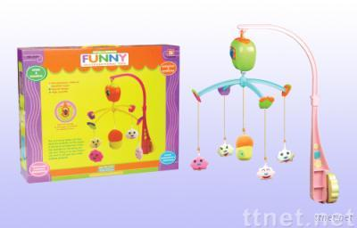 baby toy/infant toy /baby gift Whirl Musical Hang  Rattle  Set